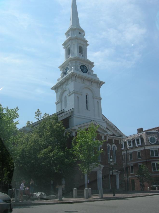 downtown landmark